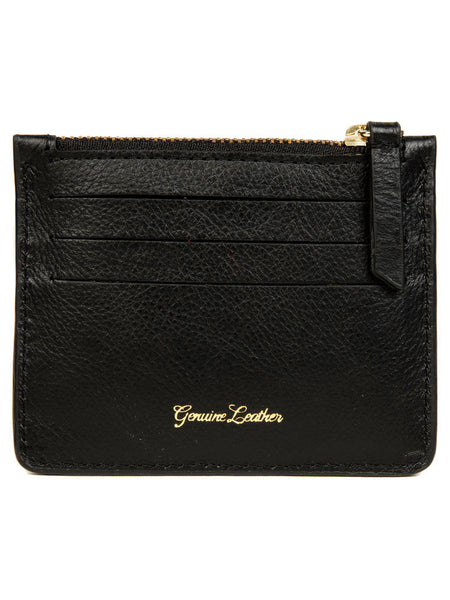 Leather Credit Card Holder by Scotch and Soda
