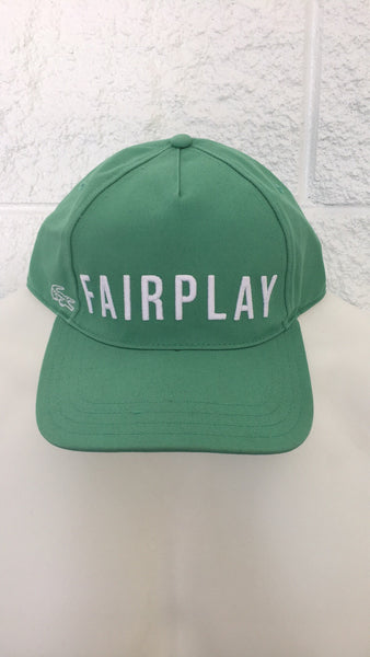 Fairplay Cap by Lacoste