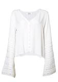 Sandy Days Bell Sleeved Top by Auguste the Label