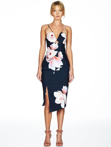 Floral Affair Midi Dress by Talulah