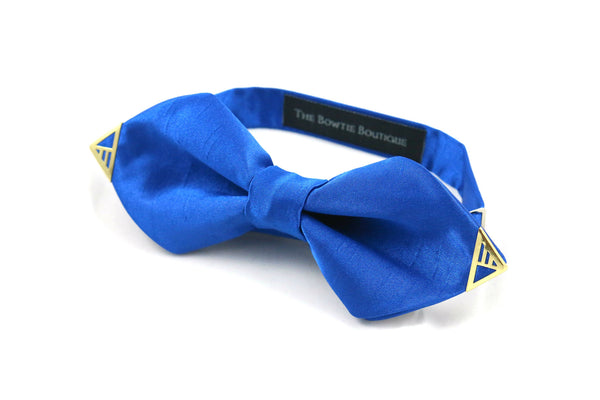 Diamond Bowtie w/ Tips by Bowtie Boutique