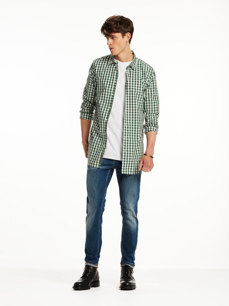Gingham Shirt - 20 Combo D/468 by Scotch and Soda