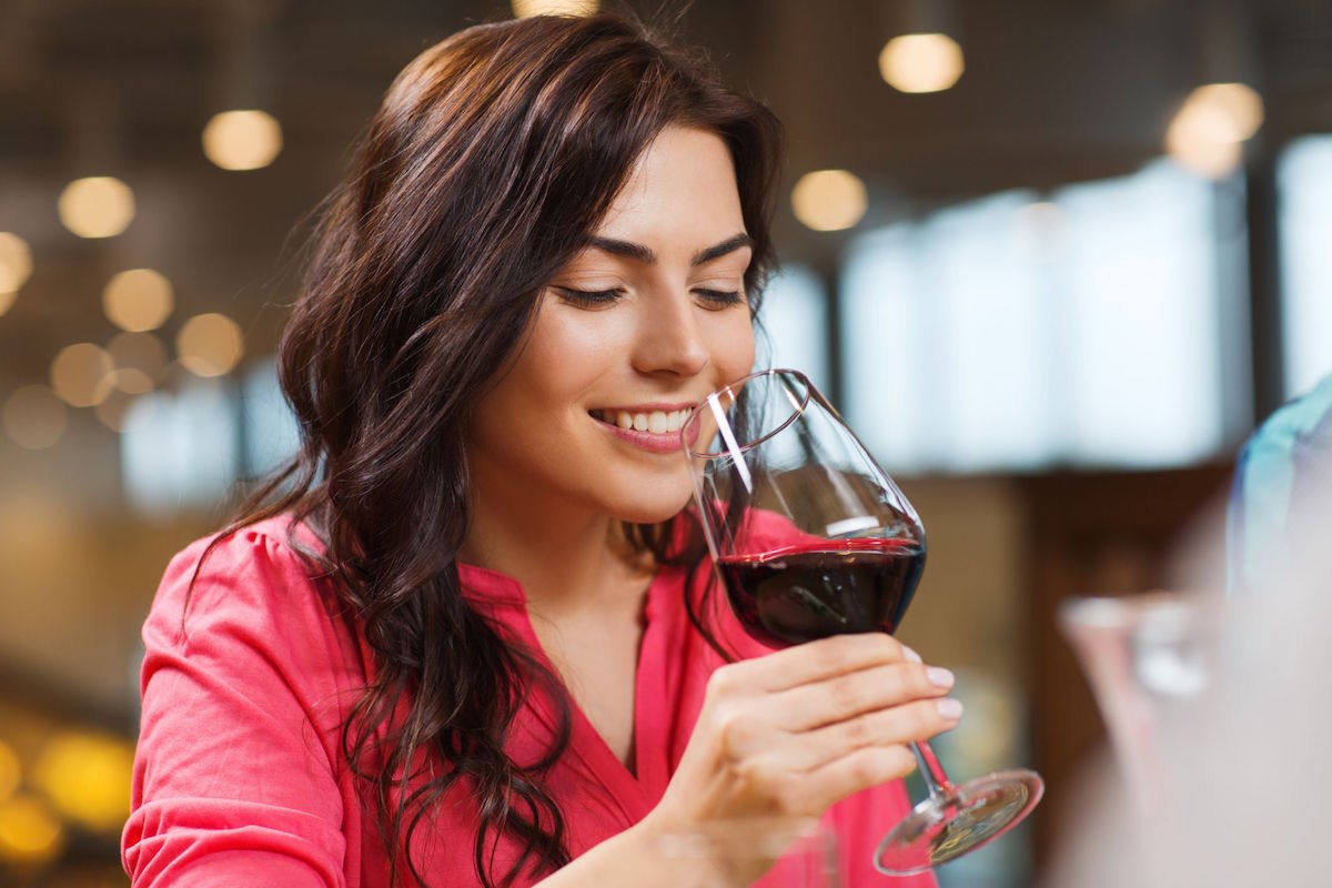 Red Wine - Avoid it for a whiter smile