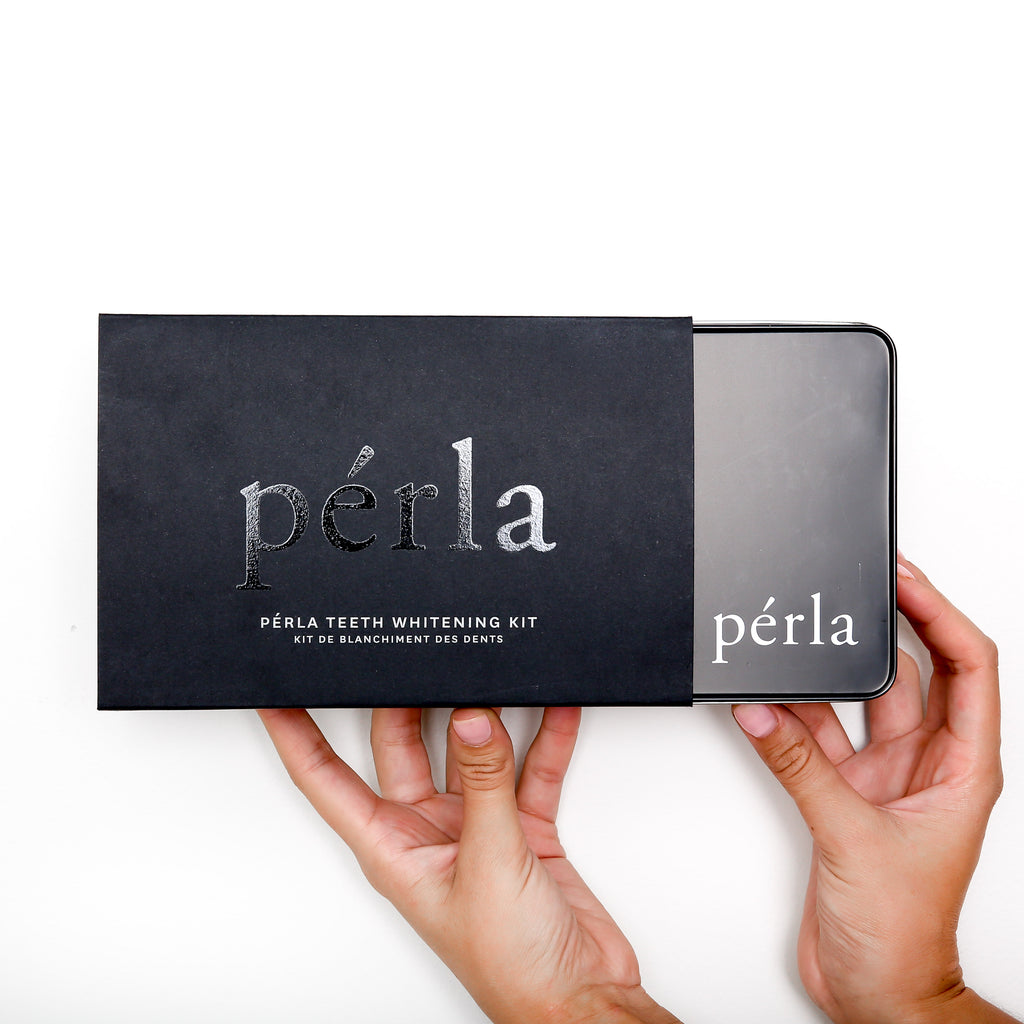 Pérla Teeth Whitening Kit - Pérla Whitening