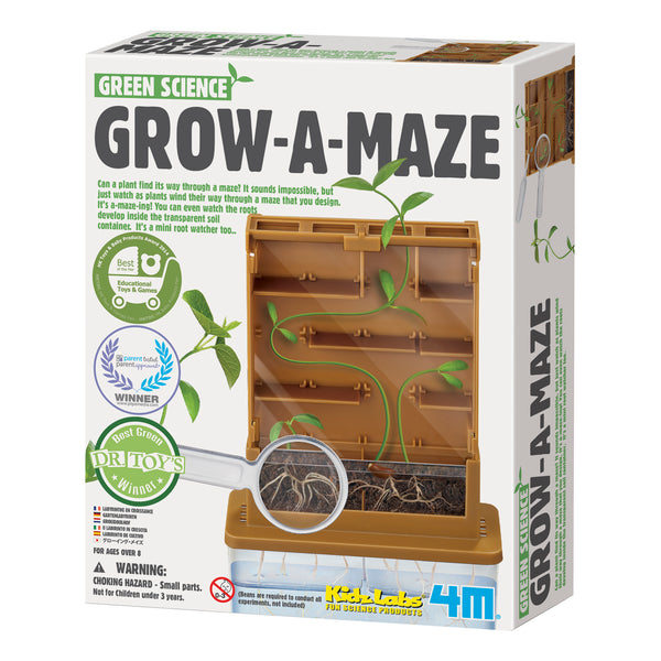Green Science Grow-A-Maze