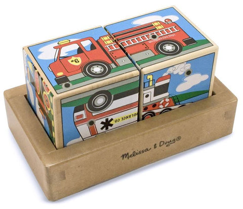 Melissa & Doug Vehicle Sound Block