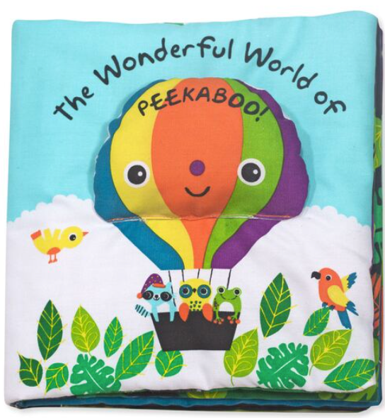 Melissa & Doug The Wonderful World of Peekaboo!