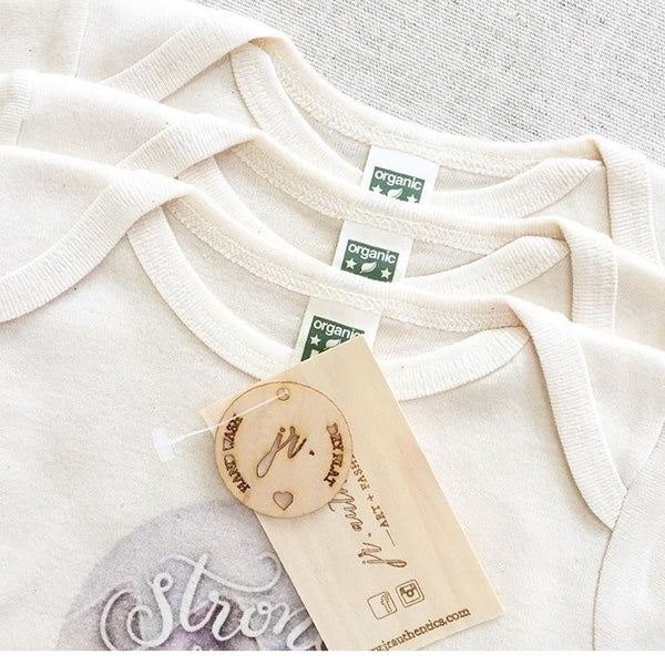 Why choose organic cotton baby clothing?