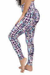 Blissful Bamboo - multicolor legging brazilian bliss