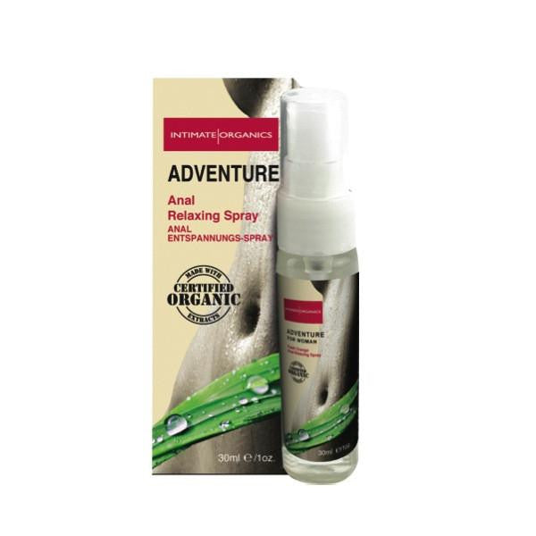 Adventure Anal Relaxing Spray for Women | Intimate Organics | Anal Lube | Lila Sutra