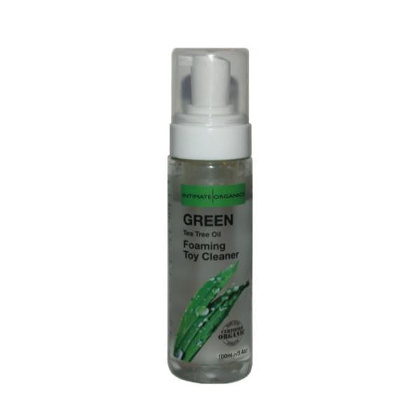 Green Tea Toy Cleaner | Intimate Organics | Sex Toy Cleaner | Lila Sutra