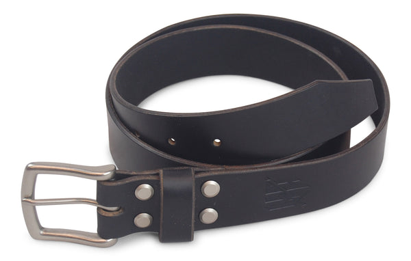 Horween Leather Belt - Black