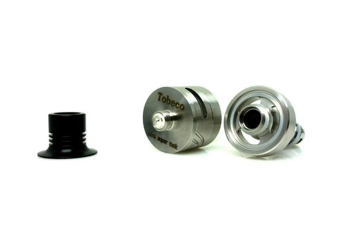 22mm Super Tank Mini by Tobeco | 22mm Top Fill Tank (New Colors Available)-ECC Ecig-City