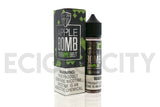 Apple Bomb by VGOD | 60mL Sour Apple Belt Candy E-Juice - eCig-City | ECC