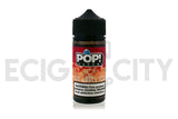 Big Apple ICED by Pop Vapors | 100mL Fresh Red Apple Menthol E-Juice - eCig-City | ECC