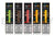 FOGX FIVE FLAVOR BUNDLE | (5x) Pre-Filled Salt Nicotine Stick Style Device BUNDLE