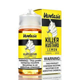 Killer Kustard Lemon by Vapetasia | 100mL Lemon Custard E-Juice - eCig-City | ECC
