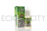 Kiwi Melon SALT by Cloud Nurdz | 30mL Kiwi Cantaloupe Salt Nicotine E-Juice - eCig-City | ECC