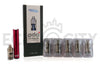 Sigelei ODO II Refillable Replacement Pods (5 Pack) - eCig-City | ECC