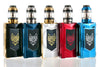 Snowwolf MFeng UX Kit | 200W Advanced Dual Battery Box Mod Starter Kit - eCig-City | ECC