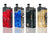Snowwolf Wocket Pod System Kit + (5 Pack) Wocket Wicked Mesh Coils BUNDLE