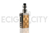 VooPoo Alpha Zip Mini Kit | 4400mAh Internal Battery Box Mod Starter Kit - eCig-City | ECC
