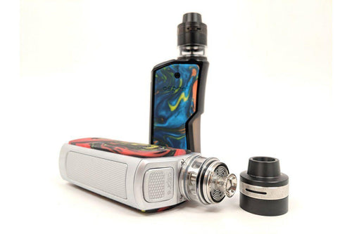 Aspire Feedlink Revvo Kit | Mechanical Squonking Box Mod Starter Kit-ECC Ecig-City