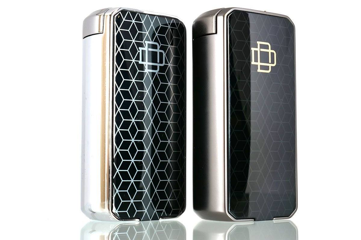 Augvape Druga Foxy | 150W Sleek Quick-Detach 510 Adapter Dual Battery Box  Mod