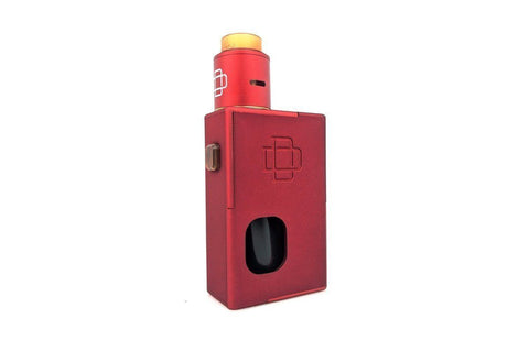 Sigelei Snowwolf VFeng-S | 230W TC RGB LED Box Mod (NEW)