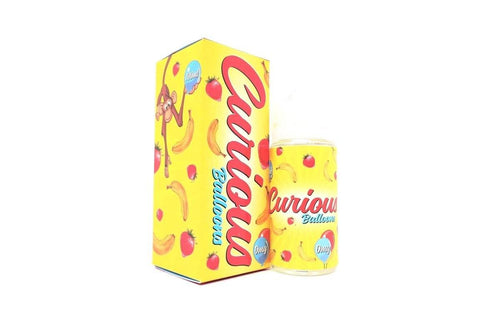Balloons by Curious | 100mL Strawberry Banana E-Juice