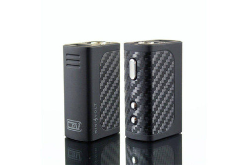 Mini Volt V3 by Council of Vapor + Mutation V4S | Compact Vape Setup-ECC Ecig-City