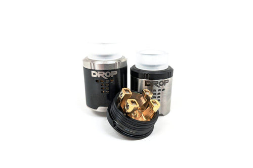 Digiflavor Drop RDA by The Vapor Chronicles | 24mm Rebuildable Atomizer