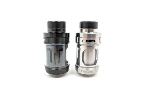 Council of Vapor Aris RDA | Glass Cap Rebuildable Atomizer