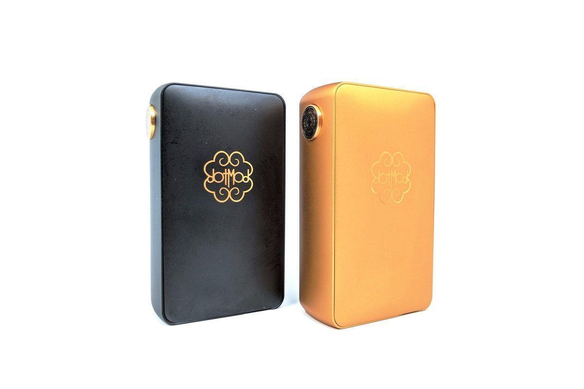 DotMod dotSquonk | Single 20700/18650 Mechanical Squonking Box Mod