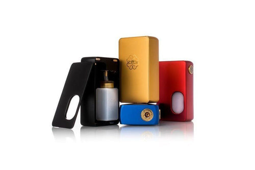 DotMod dotSquonk | Single 20700/18650 Mechanical Squonking Box Mod-ECC Ecig-City