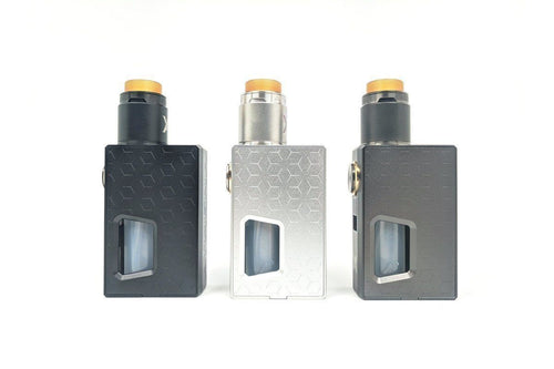 GeekVape Athena Kit | Mechanical 18650 Squonking Box Mod Starter Kit