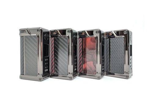Lost Vape Paranormal DNA 250C | 200W Dual Battery High End Box Mod