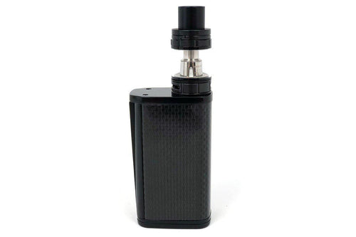 SMOK Majesty Kit | 225W Carbon Fiber/Resin Box Mod Starter Kit Black Carbon Fiber