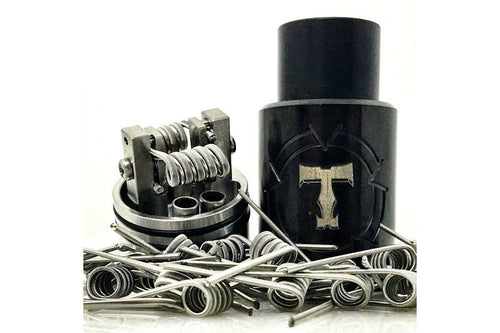 Stargate RDA by Tobeco | Sandwich Deck Rebuildable Atomizer-ECC Ecig-City