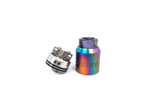 Vandy Vape Iconic RDA | 24mm Rebuildable Dripping Atomizer - Designed by Mike Vapes