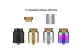 Vandy Vape Phobia RDA | 24mm Channeled Airflow Rebuildable Atomizer - eCig-City | ECC