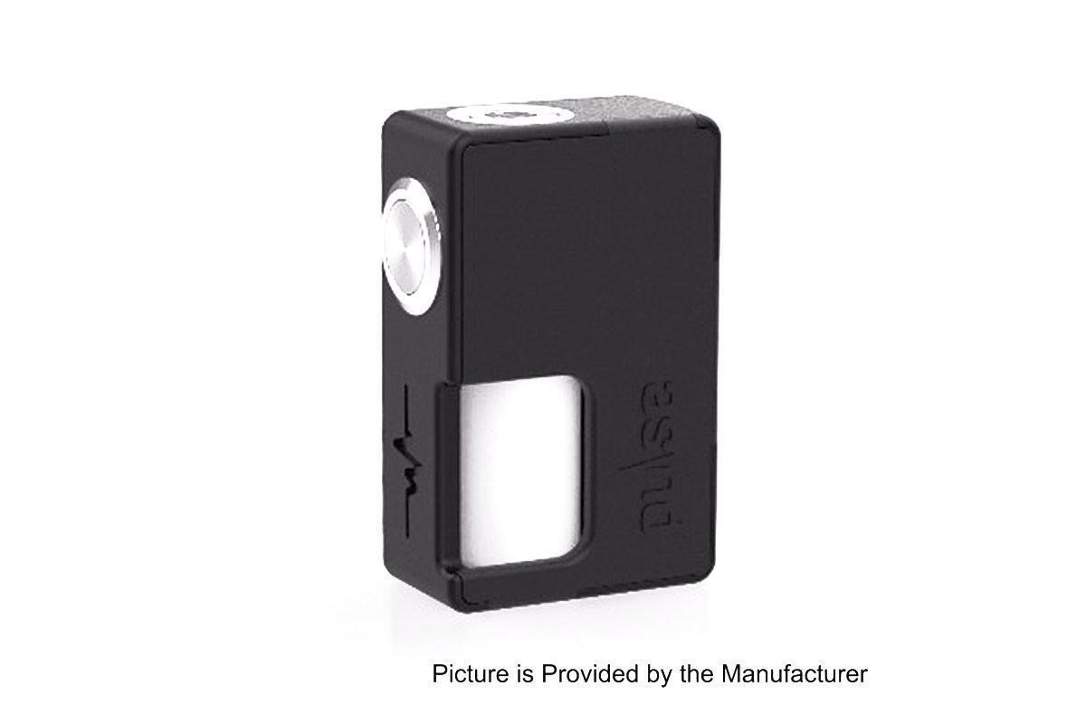 VandyVape Pulse BF Squonk | Single 18650/20700 Mechanical Squonk Box Mod (Pre-Order)