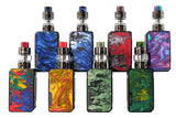 VooPoo Drag Mini KIT | 117W 4400mAh Internal Battery GENE FIT Box Mod Starter Kit-ECC Ecig-City