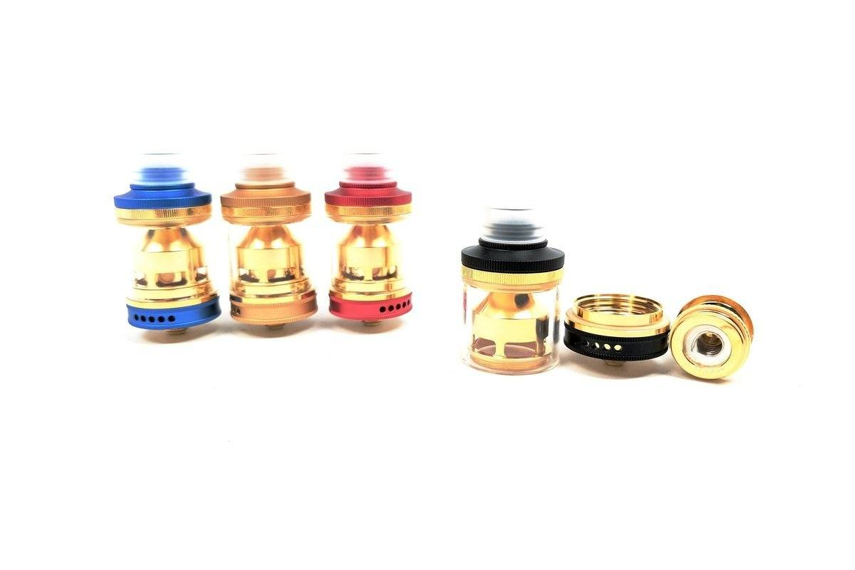 Wake Tank Sub-Ohm Replacement Coils | For use with Wake RTA or Wake Sub-Ohm Tank