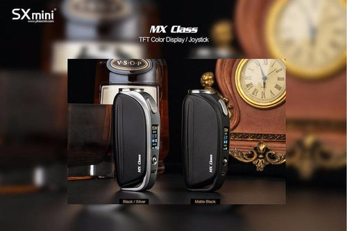 YiHi SXmini MX Class | 75W Single Battery X480J-BT Chipset Box Mod