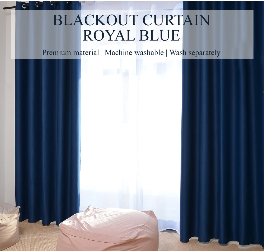 SOL HOME R Hooks 99 Coverage Blackout Curtains