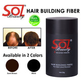 SOL Beauty® Hair Building Fiber