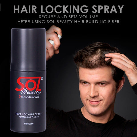 SOL Beauty® Fiber Locking Spray 100 ML