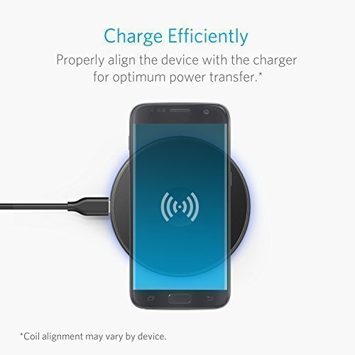 Anker PowerTouch 10 USB-C Fast Wireless Charger