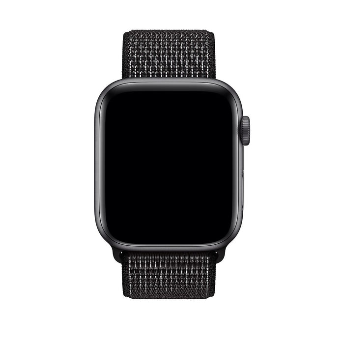 44mm Black Nike Sport Loop